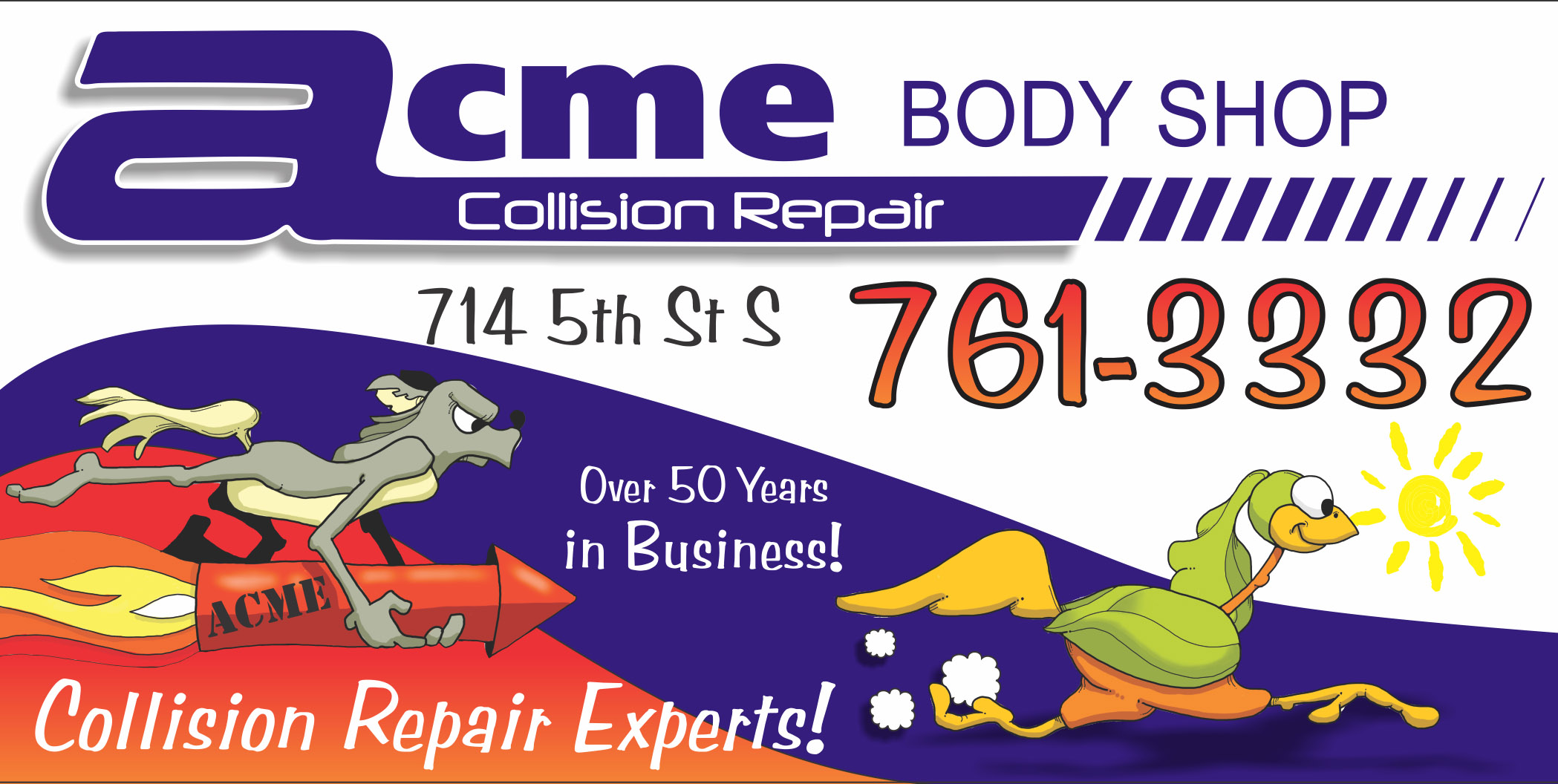Acme Body Shop - The Best Body Shop in Great Falls, MT USA